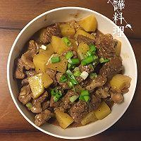 牛肉烩土豆(0基础人人都是美食家)