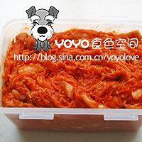 韩国辣白菜的做法图解6