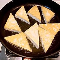 古北香煎豆腐角的做法图解4