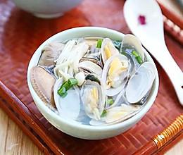 下火好滋味——菌菇花蛤汤的做法
