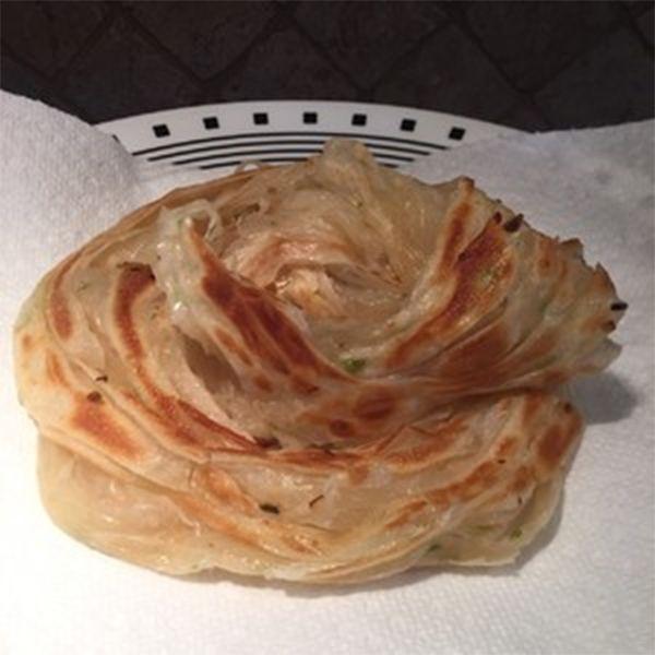 快手葱油饼