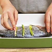 迷迭香:清蒸鲈鱼的做法图解5