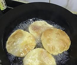 炸油饼的做法