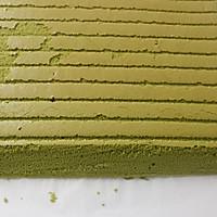 抹茶奶油蛋糕卷的做法图解25