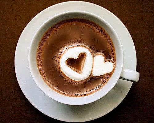 心心相惜咖啡拉花