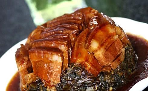 自制梅菜扣肉的做法