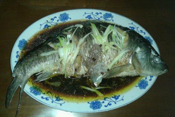 清蒸鲤鱼的做法步骤