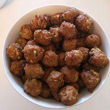 豆腐芹菜猪肉丸子