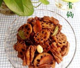 麻辣香锅(家常版)的做法