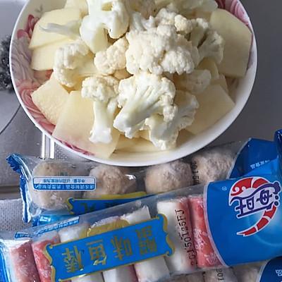 麻辣香锅(家庭版)的做法 步骤3
