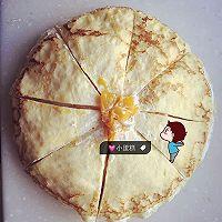 榴莲芒果千层蛋糕的做法图解8