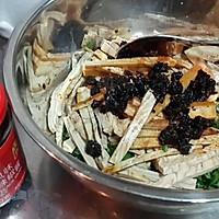 爽口凉拌菜––香菜拌香糕的做法图解4