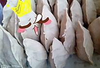 土豆莜面饺子的做法