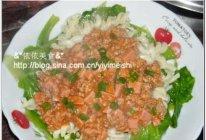 茄汁肉末意粉的做法