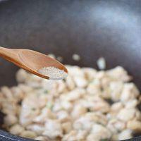 #晒出你的团圆大餐# 咖喱鸡丁土豆饭的做法图解9