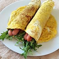 早餐鸡蛋卷饼的做法图解9