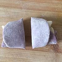 紫薯玫瑰花蛋糕的做法图解18