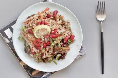 轻断食—藜麦糙米沙拉
