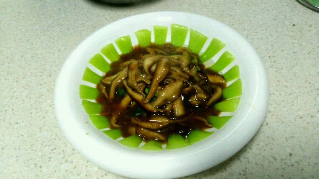 香菇油菜米粉大连蚝油店图片