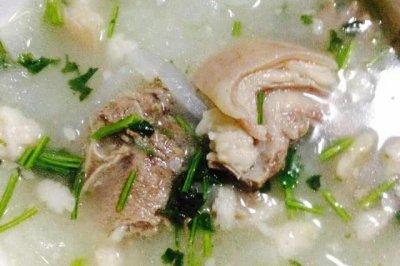 羊排冬瓜汤