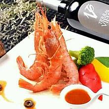 清蒸阿根廷红虾