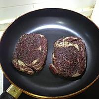 黑椒牛排简易做法的做法图解2