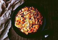 麻婆豆腐 十分钟无油健康版的做法