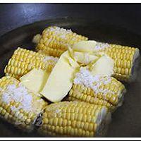 奶油玉米棒的做法图解4