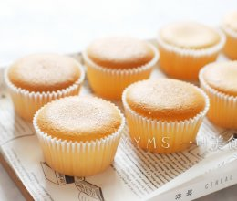 炼奶纸杯蛋糕的做法