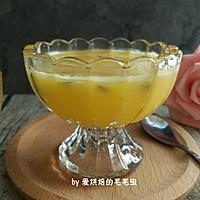 百香果橙汁
