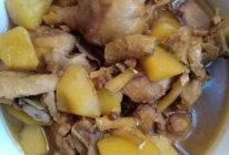 鸡腿土豆的做法