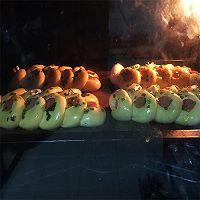 火腿肠麦穗咸面包的做法图解11