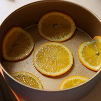 美味颜值双重在线的香橙蒸蛋糕的做法图解13