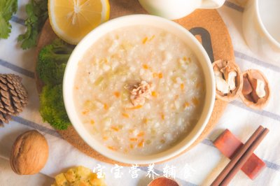 莴笋鸡肉玉米粥-宝宝辅食