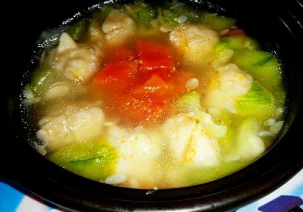 夏季双瓜汤的做法