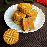 广式-白莲蓉蛋黄月饼的做法图解18