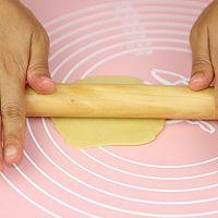 【番茄自制美食】一颗颗金黄的中式小点精灵——蛋黄酥的做法图解13