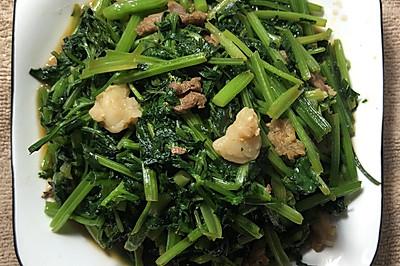 羊肉炒香菜