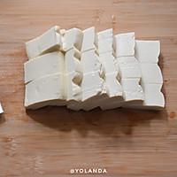 什锦豆腐 | 家常素食小菜的做法图解2