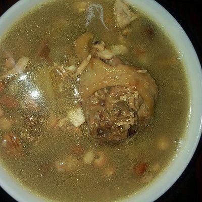 土茯苓去湿汤