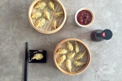 山寨一下沙县小吃的蒸饺