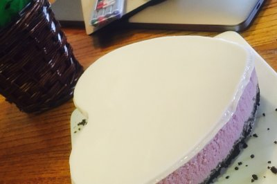 養樂多藍莓芝士蛋糕