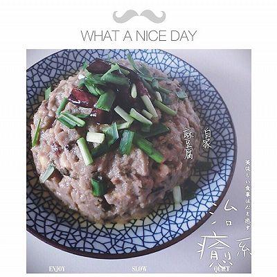 黑暗料理*炒麻豆腐