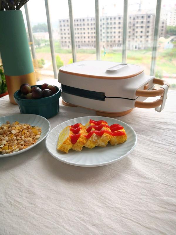 早餐机版玉子烧的做法