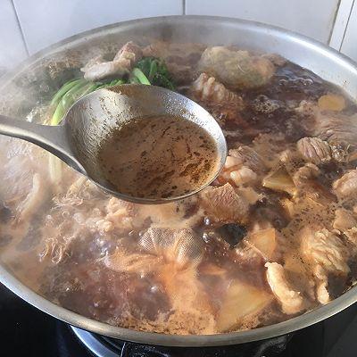 大白菜炖牛肉(附炖牛肉方法)的做法 步骤10