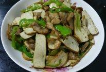 香干辣椒小炒肉的做法