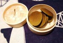 抹茶蜂蜜松饼的做法