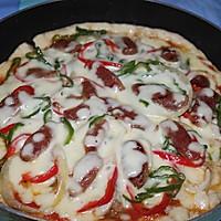 不用烤箱做披萨