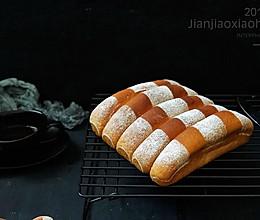 胡萝卜黑麦排包的做法