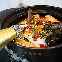 香辣草鱼豆腐煲的做法图解17